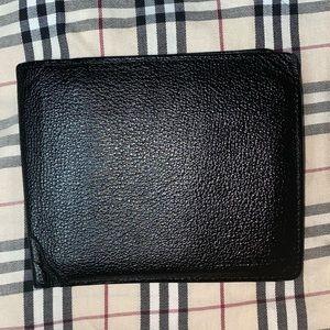 Burberry men wallet